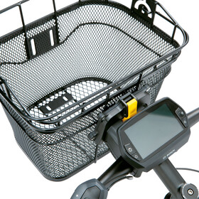 Topeak Basket Fahrradkorb vorn schwarz